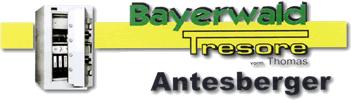 Bayerwald Tresore von Thomas Antesberger